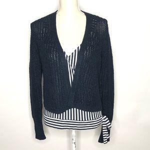 Banana Republic 100% Irish Linen Sweater Medium